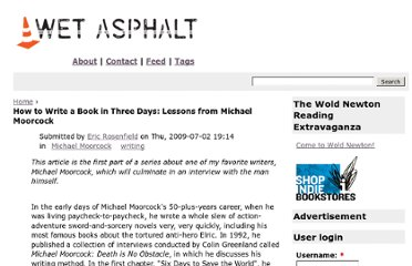 http://www.wetasphalt.com/content/how-write-book-three-days-lessons-michael-moorcock