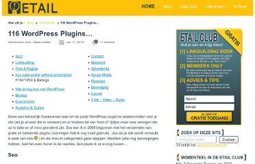 http://www.e-tail.be/116-wordpress-plugins/