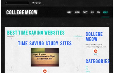 http://www.collegemeow.com/9/post/2011/04/best-time-saving-websites.html