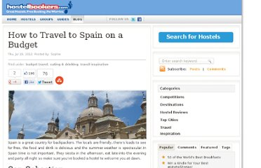http://blog.hostelbookers.com/travel/travel-to-spain-on-a-budget/