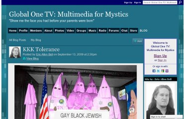 http://www.globalone.tv/profiles/blogs/kkk-tolerance