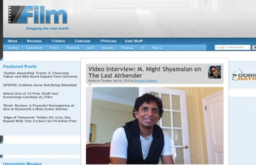 http://www.slashfilm.com/video-interview-m-night-shyamalan-on-the-last-airbender/
