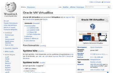 http://fr.wikipedia.org/wiki/Oracle_VM_VirtualBox