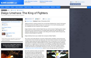 http://www.eurogamer.net/articles/daigo-umehara-the-king-of-fighters-interview