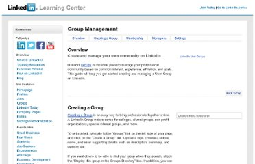 http://learn.linkedin.com/group-management/#settings
