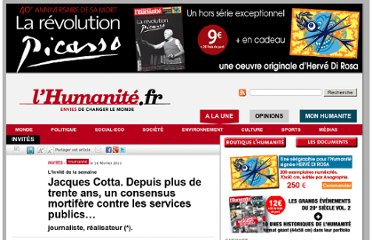 http://www.humanite.fr/15_02_2011-jacques-cotta-depuis-plus-de-trente-ans-un-consensus-mortif%C3%A8re-contre-les-services-public