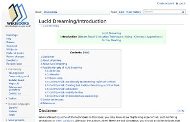 http://en.wikibooks.org/wiki/Lucid_Dreaming/Introduction
