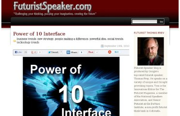 http://www.futuristspeaker.com/2010/09/power-of-10-interface/