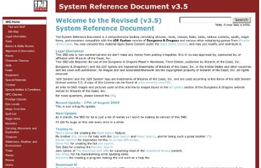 http://www.systemreferencedocuments.org/resources/systems/pennpaper/dnd35/soveliorsage/home.html