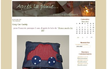 http://apreslapluie.over-blog.net/article-cosy-car-caddy-53625469.html