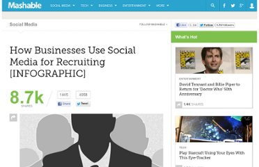 http://mashable.com/2011/08/28/social-media-recruiting-infographic/
