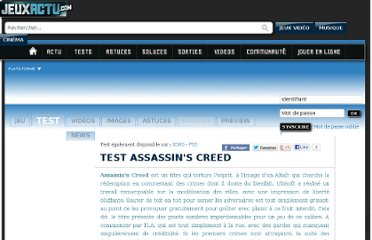 http://www.jeuxactu.com/test-assassin-s-creed-26626.htm