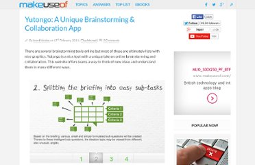 http://www.makeuseof.com/dir/yutongo-unique-brainstorming-collaboration-app/