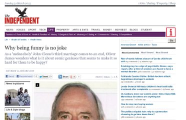http://www.independent.co.uk/life-style/health-and-families/health-news/why-being-funny-is-no-joke-769859.html