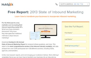 http://www.hubspot.com/state-of-inbound-marketing/