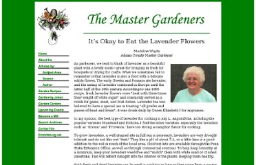 http://www.emmitsburg.net/gardens/articles/adams/2005/eat_the_flowers.htm