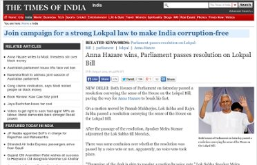 http://articles.timesofindia.indiatimes.com/2011-08-27/india/29935152_1_lokpal-bill-team-anna-lokpal-and-lokayuktas