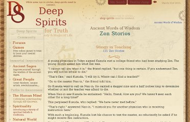 http://www.deepspirits.com/words-of-wisdom/zen/zen-story17.php