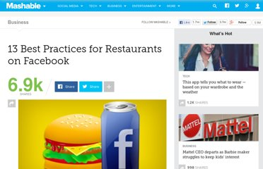 http://mashable.com/2011/08/29/facebook-marketing-restaurants/