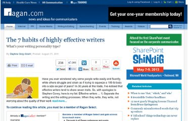 http://www.ragan.com/Main/Articles/The_7_habits_of_highly_effective_writers__42423.aspx