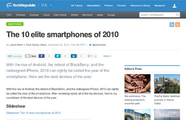 http://www.techrepublic.com/blog/hiner/the-10-elite-smartphones-of-2010/7029