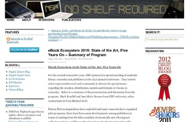 http://www.libraries.wright.edu/noshelfrequired/2011/07/27/ebook-ecosystem-2016-state-of-the-art-five-years-on-summary-of-program/