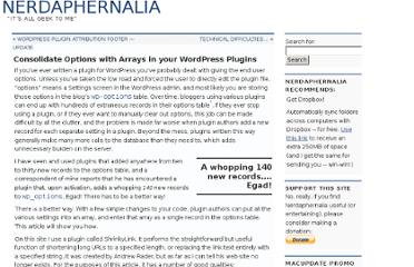 http://striderweb.com/nerdaphernalia/2008/07/consolidate-options-with-arrays/#comments