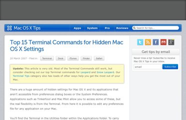 http://www.macosxtips.co.uk/index_files/terminal-commands-for-hidden-mac-os-x-settings.php
