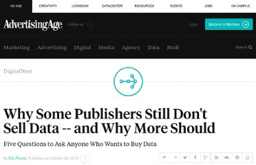 http://adage.com/article/digitalnext/marketing-publishers-sell-data/146317/