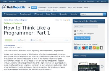 http://www.techrepublic.com/blog/programming-and-development/how-to-think-like-a-programmer-part-1/43