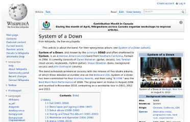 http://en.wikipedia.org/wiki/System_of_a_Down