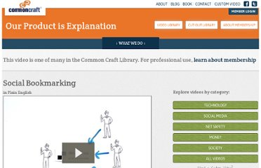 http://www.commoncraft.com/video/social-bookmarking