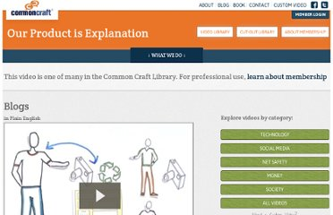 http://www.commoncraft.com/video/blogs