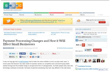 http://www.business2community.com/trends-news/payment-processing-changes-and-how-it-will-effect-small-businesses-054437