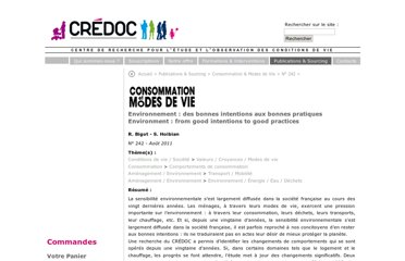 http://www.credoc.fr/publications/abstract.php?ref=CMV242