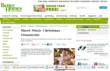 http://www.bhg.com/christmas/ornaments/sheet-music-christmas-ornaments/