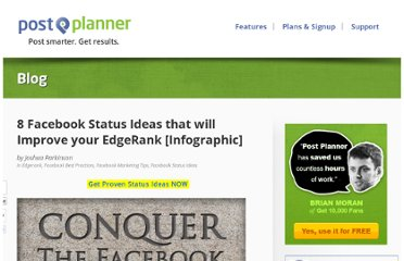http://www.postplanner.com/8-status-ideas-that-will-improve-your-facebook-edgerank-infographic/