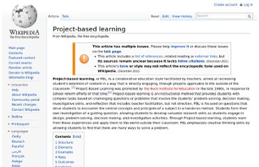 http://en.wikipedia.org/wiki/Project-based_learning