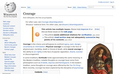 http://en.wikipedia.org/wiki/Courage