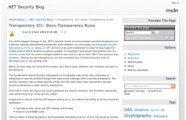 http://blogs.msdn.com/b/shawnfa/archive/2009/11/03/transparency-101-basic-transparency-rules.aspx