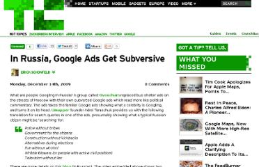http://techcrunch.com/2009/12/14/russia-google-ads-subversion/
