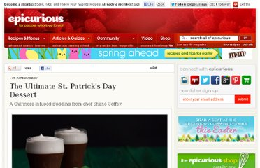 http://www.epicurious.com/articlesguides/holidays/stpatricks/chocolateguinnessdessert