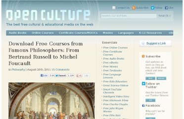 http://www.openculture.com/2011/08/stars_of_philosophy_offer_free_courses_online.html