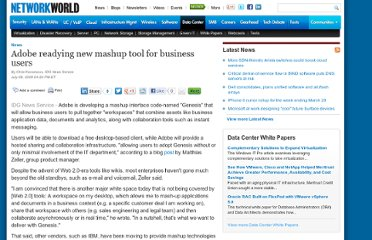 http://www.networkworld.com/news/2008/070808-adobe-readying-new-mashup-tool.html