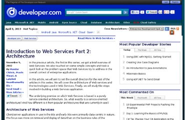 http://www.developer.com/services/article.php/1495091/Introduction-to-Web-Services---Part-2-Architecture.htm