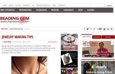 http://www.beadinggem.com/p/jewelry-making-tips.html