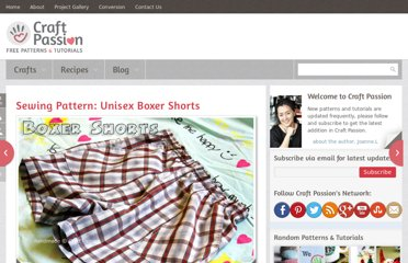 http://www.craftpassion.com/2010/06/sewing-pattern-unisex-boxer-short.html