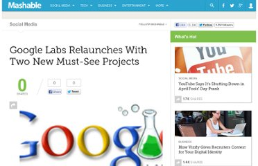 http://mashable.com/2009/04/20/google-labs-makeover/