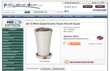 http://www.prettycleverdecor.com/servlet/the-17164/Set-12-White-Glazed/Detail