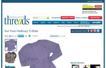 http://www.threadsmagazine.com/item/3742/not-your-ordinary-t-shirt